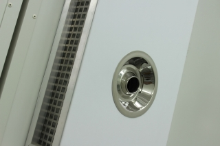 waterborne curing vents