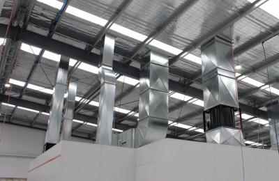 Spray Paint Booths Service Amp Maintenance In Australia