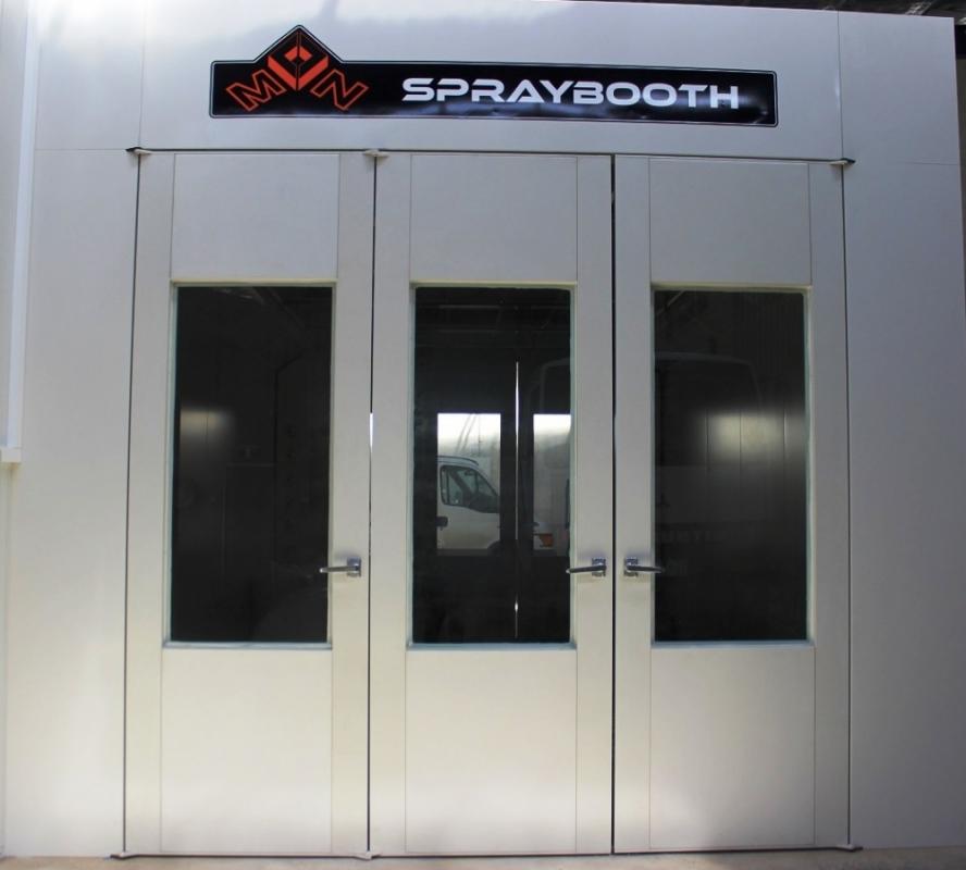 steel frame aluminium doors